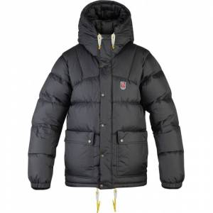 Fjällräven Expedition Down Lite Jacket Sort Sort XS
