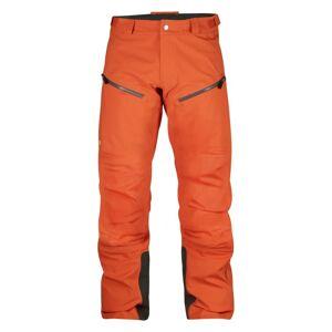 Fjällräven Bergtagen Eco-shell Trousers Orange Orange 52