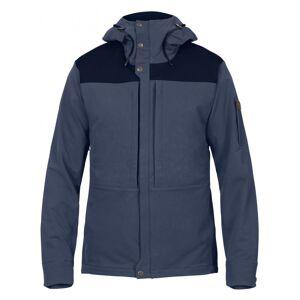Fjällräven Men's Keb Touring Jacket Blå Blå M