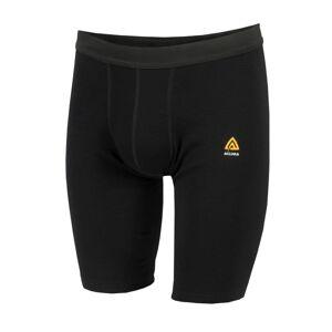 Aclima Warmwool Long Shorts Man Sort Sort XL