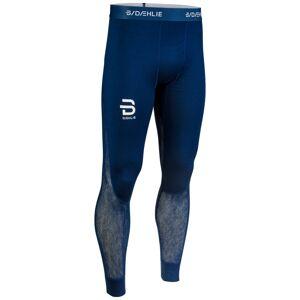 Bjørn Dæhlie Men's Airnet Wool Pants Blå Blå L