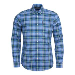 Barbour Highland Check 26 Tailored Fit Blå Blå XL