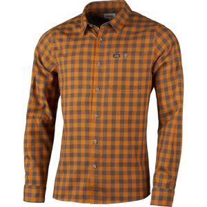 Lundhags Ekren Men's Ls Shirt Orange Orange S