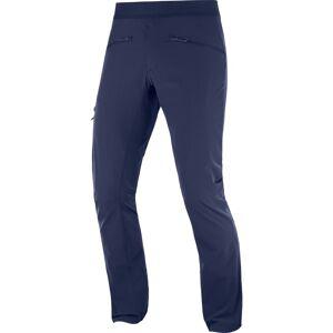 Salomon Men's Wayfarer Alpine Pant Blå Blå 50
