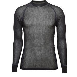 BRYNJE Wool Thermo Light Shirt Sort Sort 54-56