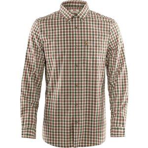 Fjällräven Men's Övik Shirt Ls Grøn Grøn S