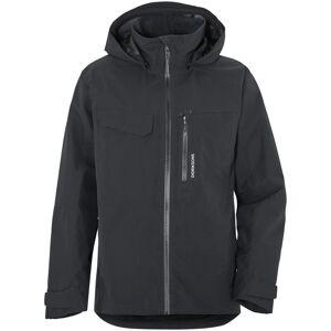 Didriksons Aston Men's Jacket Sort Sort M