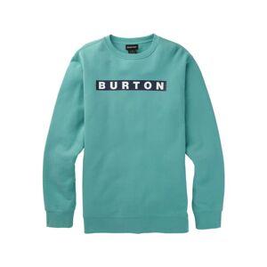 Burton Men's Vault Crew Sweatshirt Grøn Grøn M