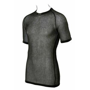 BRYNJE Men's Super Thermo T-shirt Sort Sort M