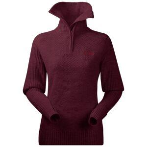 Bergans Women's Ulriken Lady Jumper Rød Rød XL