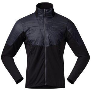 Bergans Senja Midlayer Jacket Men's Sort Sort M
