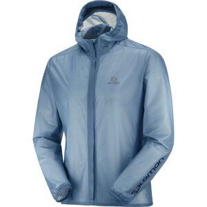 Salomon Men's Bonatti Race Waterproof Jacket Blå Blå L