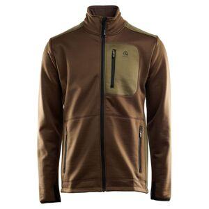 Aclima WoolShell Jacket Man Brun Brun XL