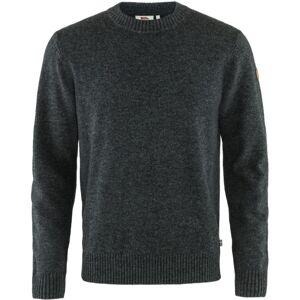 Fjällräven Men's Övik Round-neck Sweater Grå Grå XXL