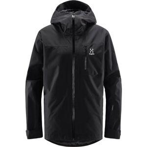 Haglöfs Lumi Jacket Men's Sort Sort L