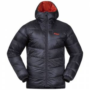 Bergans Senja Down Jacket Men's Blå Blå S