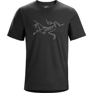 Arc'teryx Archaeopteryx T-shirt Ss Men's Sort Sort L