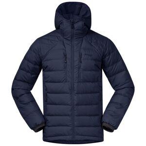 Bergans Røros Down Hybrid Jacket Men's Blå Blå XXL