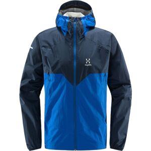 Haglöfs L.I.M Proof Multi Jacket Men Blå Blå S