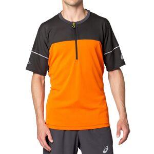 Asics Men's Fujitrail Top Orange Orange L