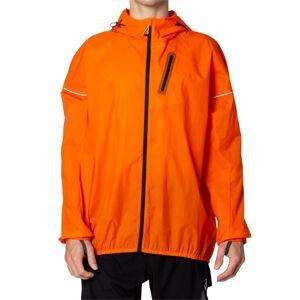 Asics Men's Fujitrail Jacket Orange Orange XXL