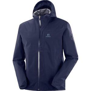 Salomon Men's XA 2.5 L Waterproof Jacket Blå Blå S