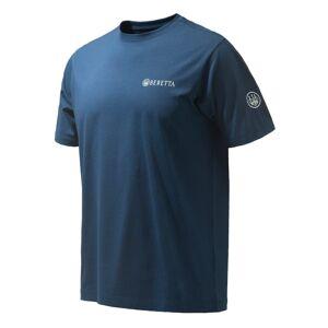 Beretta Men's Diskgraphic T-shirt Blå Blå S