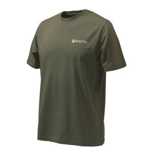 Beretta Men's Ww Clay T-shirt Grøn Grøn M
