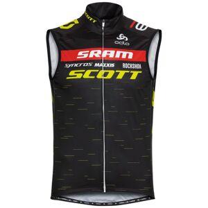 Odlo Men's Scott-Sram Racing Fan Vest Sort Sort S