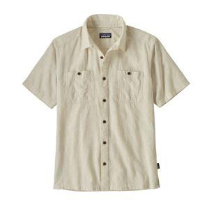Patagonia Men's Back Step Shirt Beige Beige L
