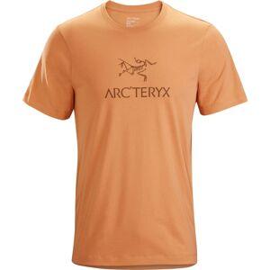 Arc'teryx Arc'word T-shirt Ss Men's Orange Orange S