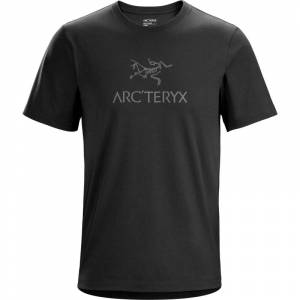 Arc'teryx Arc'word T-shirt Ss Men's Sort Sort M