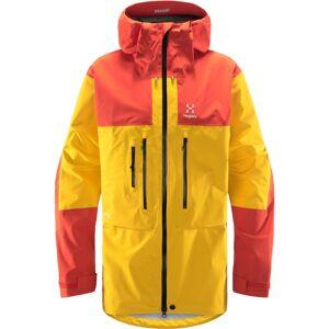Haglöfs Roc Nordic Gore-Tex Pro Jacket Men's Gul Gul XL