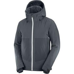 Salomon Men's Epic Jacket Grå Grå XXL