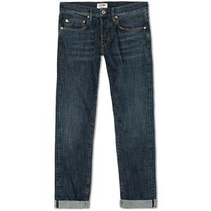 C.O.F. Studio M3 Regular Tapered Fit Selvedge Jeans 3 Months Blue men W32 Blå