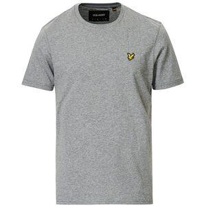 Scott Lyle & Scott Crew Neck T-shirt Mid Grey Marl men XL Grå