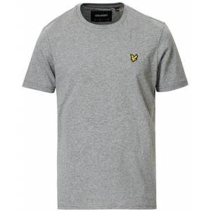 Scott Lyle & Scott Crew Neck T-shirt Mid Grey Marl men M Grå