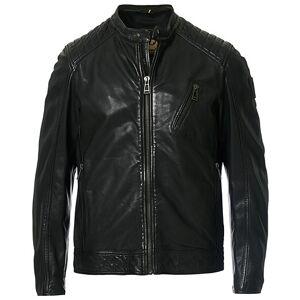 Belstaff V Racer 2.0 Leather Jacket Black men 48 Sort