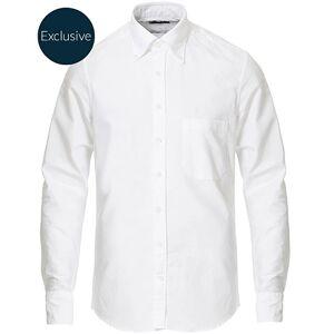 Stenströms Slimline Oxford Shirt White men 40 - M Hvid