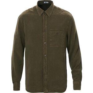 Filippa K Zachary Tencel Shirt Pine Green men 48 Grøn