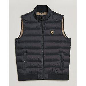 Belstaff Circut Lightweight Vest Black men 48 Sort