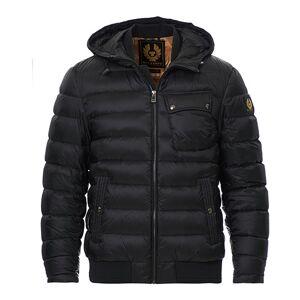 Belstaff Streamline Down Jacket Black men 46 Sort