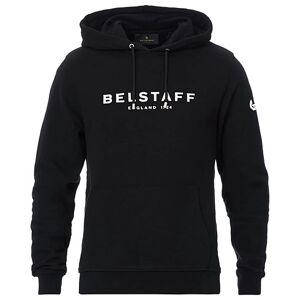 Belstaff 1924 Logo Hood Black men S Sort