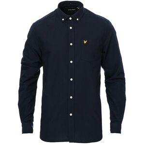 Scott Lyle & Scott Lightweight Oxford Shirt Dark Navy men XL Blå