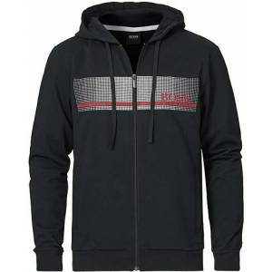 Boss Authentic Full Zip Hoodie Jacket Black men XXL Sort