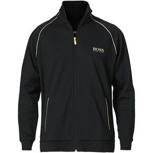 Boss Tracksuit Full Zip Jacket Black men XL Sort