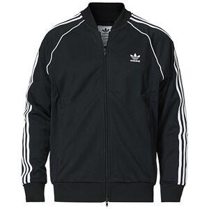 adidas Originals Full Zip Bomber Sweater Black men S Sort