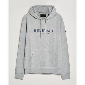 Belstaff 1924 Logo Hood Grey Melange men L Grå