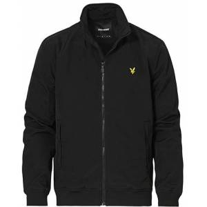 Scott Lyle & Scott Fleece Lined Softshell Jacket Jet Black men XXL