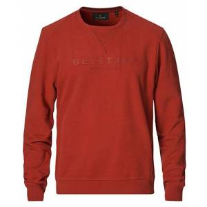 Belstaff 1924 Crew Neck Logo Sweat Red men XL